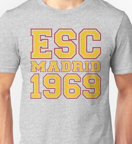 ESC Madrid 1969 [Eurovision] Unisex T-Shirt