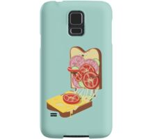 The accident Samsung Galaxy Case/Skin