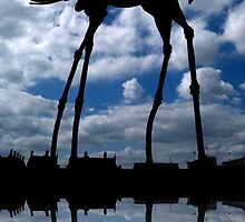 Mysterious Creature of London Town by Karen Martin
