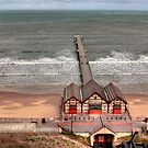 Saltburn Pier by Trevor Kersley