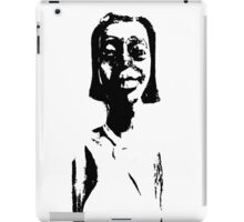 Old abstract statue iPad Case/Skin