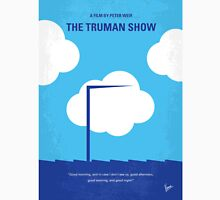 No234 My Truman show minimal movie poster Unisex T-Shirt