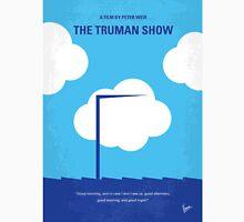 No234 My Truman show minimal movie poster Unisex T-Shirt