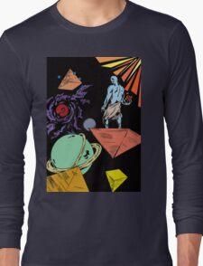 Pyramid Master Long Sleeve T-Shirt