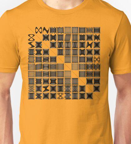 Lissajous VII Unisex T-Shirt