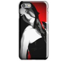 Red & Black iPhone Case/Skin