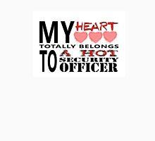 My Heart Belongs - Security Unisex T-Shirt