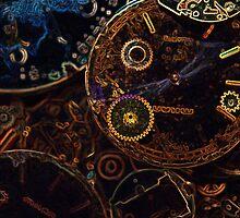 Clockwork Orange by Ami  Wilber-Mosher