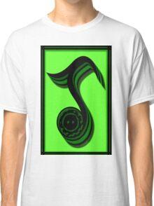 The Alphabet  The letter J Classic T-Shirt