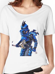 Daedric Warrior ESO Women's Relaxed Fit T-Shirt