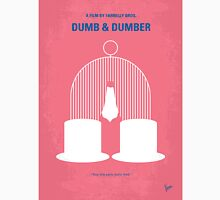 No241 My Dumb & Dumber minimal movie poster Unisex T-Shirt