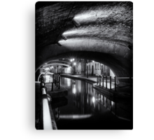 The Tunnel of Love Canvas Print
