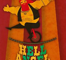Hell Angel by Marco Recuero