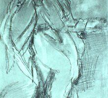 The Virgin Mary by Helena Bebirian