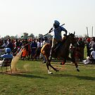Tent Pegging by RajeevKashyap