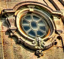 W. window. Igreja da Boa Hora. Lisboa by terezadelpilar~ art & architecture