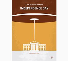 No249 My INDEPENDENCE DAY minimal movie poster Unisex T-Shirt