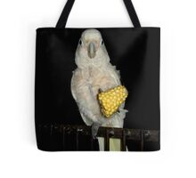 Margaret and the Corn Tote Bag