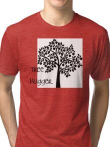 Tree Hugger - Hippie Tri-blend T-Shirt