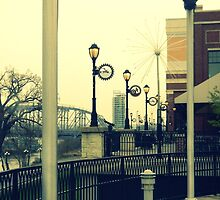 newport on the leeve by Megan  Daugherty