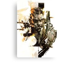Metal Gear Solid V - The Phantom Pain - Collector Canvas Print