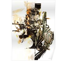 Metal Gear Solid V - The Phantom Pain - Collector Poster