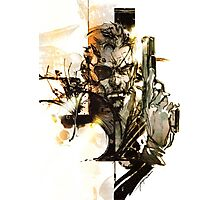 Metal Gear Solid V - The Phantom Pain - Collector Photographic Print