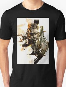Metal Gear Solid V - The Phantom Pain - Collector Unisex T-Shirt