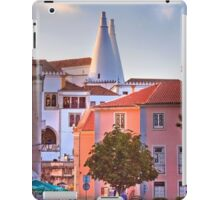 sintra sunset iPad Case/Skin