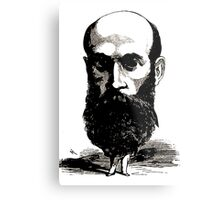 Georges Lafosse Henri Tolain Metal Print