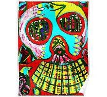 Skullman Poster