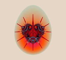 Lyssa Bug on Egg Unisex T-Shirt