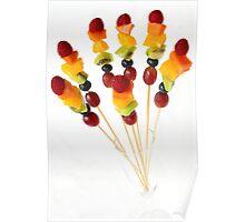 Rainbow Snack Poster