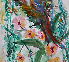 PARROT PARADICE by eoconnor
