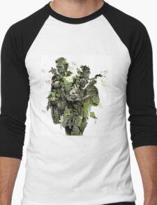 Metal Gear Solid - Yoji Shinkawa Artbook (Scan) Men's Baseball ¾ T-Shirt