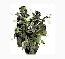 Metal Gear Solid - Yoji Shinkawa Artbook (Scan) Unisex T-Shirt