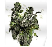 Metal Gear Solid - Yoji Shinkawa Artbook (Scan) Poster