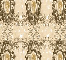 Antique Pattern 1 by Y05K