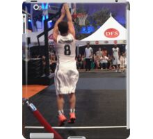 JHutch jump shot iPad Case/Skin