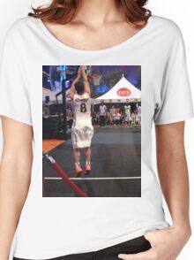JHutch jump shot Women's Relaxed Fit T-Shirt
