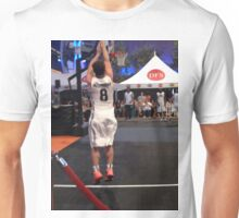 JHutch jump shot Unisex T-Shirt