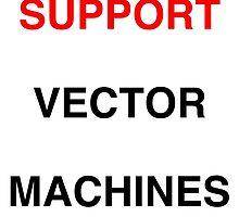SUPPORT Vector Machines by heylook