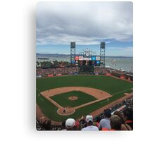 AT&T Park Canvas Print