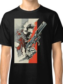 Metal Gear Solid 2: Sons of Liberty - Yoji Shinkawa Artbook (Scan) Classic T-Shirt