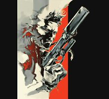 Metal Gear Solid 2: Sons of Liberty - Yoji Shinkawa Artbook (Scan) Unisex T-Shirt