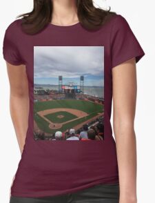 AT&T Park Womens Fitted T-Shirt