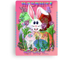 Easter!  Get into it... Canvas Print