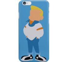 Kid Fred Jones iPhone Case/Skin