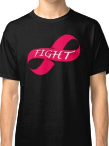 Infinity Fight Breast Cancer Classic T-Shirt