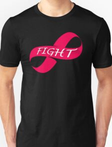 Infinity Fight Breast Cancer T-Shirt